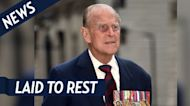The Queen Left Sweet Note — With a Nickname — on Prince Philip's Casket
