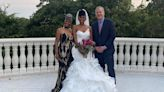 'A light that guides me': American Airlines CEO attends wedding of Southwest flight attendant year after in-flight talk on racism