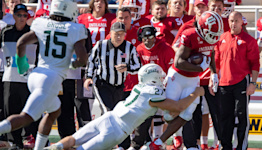 Michigan State football's defenders come to rescue of stalled run, pass offense