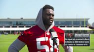 Shaq Barrett: Bucs defense doesn't get as much credit 'as we probably deserve' from analysts
