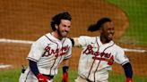 Dodgers lose to Braves on another walk-off single, trail NLCS 2-0
