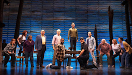 Thanks, Bass Hall, for letting Fort Worth enjoy the musical 'Come From Away' safely
