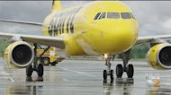 Spirit Airlines Plane Bound For Pittsburgh Gets Flat Tire
