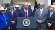 Trump moves to exempt big projects from environmental review