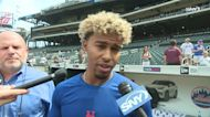 Francisco Lindor takes accountability for 'thumbs down' gesture, apologizes to all Mets fans | Mets Pre Game