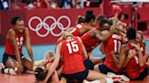 Team USA Wins First-Ever Women's Volleyball Gold Medal at Tokyo Olympics