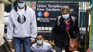 MTA cracking down on face mask enforcement