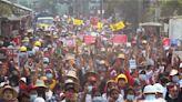 緬甸政變至少61死街道宛如戰場!事件始末懶人包一次看