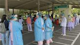 804醫院再增1確診 全院1500多人完成採檢