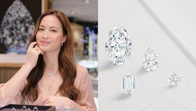 愛自己就要活得漂亮:把De Beers的璀璨天然鑽石首飾融入優雅日常