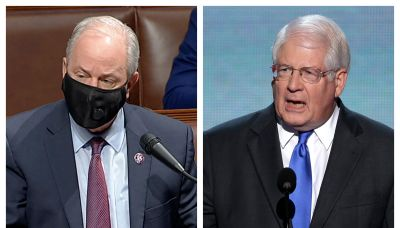 Two longtime House Democrats announce retirement