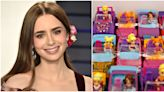 Polly Pocket Movie Will Star Lily Collins With Lena Dunham Directing