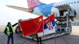 Serbia receives million doses of China's Sinopharm COVID-19 vaccine