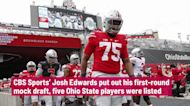 CBS Sports' early 2022 NFL mock draft has five Ohio State players included in first round