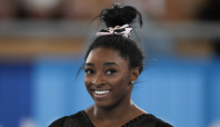 Biles and Ledecky headline Day 2 of Olympic competition
