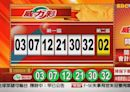 10/29 威力彩、雙贏彩、今彩539 開獎囉!