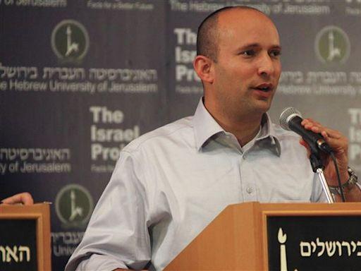 以色列變天終結12年尼坦雅胡時代 班奈特宣誓任總理