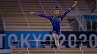 Amy Robach's Olympic update on Simone Biles