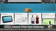 Amazon Prime Days Get Underway