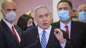 A stunning tirade highlights Israeli divide over Netanyahu