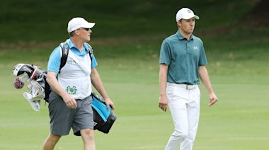 Jordan Spieth thinking of grieving Michael Greller: 'Been through a lot together'