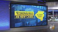 Coronavirus Cases Climb In Allegheny County