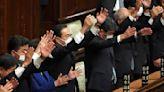 Japan's Kishida dissolves parliament heralding Oct 31 polls