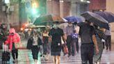 颱風外圍環流影響 北部東北部降雨越晚越明顯