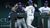 Despite loss to Astros, Rangers OF Willie Calhoun 'looked good' in productive return to lineup