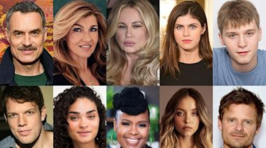 Mike White Sets New HBO Series 'The White Lotus' Starring Connie Britton, Jennifer Coolidge