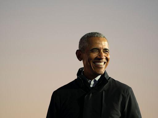 Barack Obama surprises YouTube music twins
