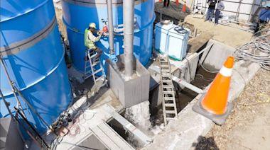 供水救援投手上場 彰化預定5月底前增供3萬噸伏流水