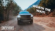 2022 Nissan Frontier Review | Autoblog