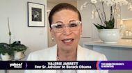Fmr Obama Senior Advisor Valerie Jarrett discusses Biden's six month progress