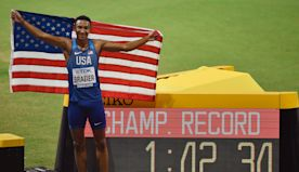 Meet U.S. Runner Donavan Brazier, 22, Potential Breakthrough Star At 2020 Summer Olympics