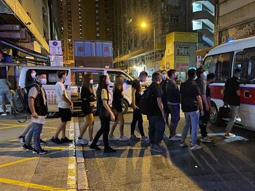 【無牌酒吧】警方搗破紅磡懷疑無牌酒吧 拘12男女另控違反限聚令 - 香港經濟日報 - TOPick - 新聞 - 社會