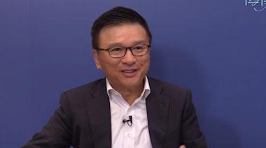 陳家強稱金融體系靠政府穩定「去中心化」不可能 倡政府低價售樓