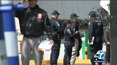 Security in Mexico City tight for Chargers-Chiefs Monday Night Football game