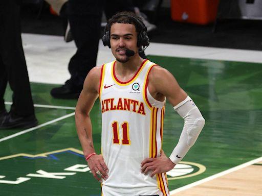 NBA/分區冠軍賽飆48分 楊恩紀錄直追詹皇