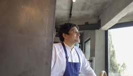 Argentine Chef Mauro Colagreco and its Filmmakers Expound on Doc 'Reinventing Mirazur'