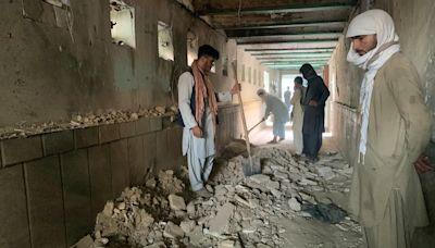 阿富汗南部大城坎達哈,傳清真寺自殺炸彈攻擊:至少35人死亡、受傷68人 - The News Lens 關鍵評論網