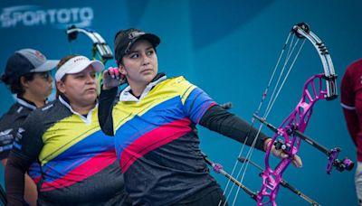 Colombia clasificó a dos finales en el Mundial de Tiro con Arco