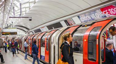 倫敦地鐵 2024 年底收到手機訊號 倫敦市長兌現競選連任承諾 - ezone.hk - 網絡生活 - 網絡熱話