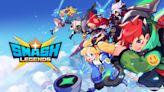 LINE Games 為旗下的多人模式全新作戰 PVP 手遊 《SMASH LEGENDS : 傳奇大亂鬥》開啟全球預先註冊