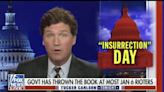 Tucker Carlson roasted for suggesting the FBI was behind the Capitol insurrection