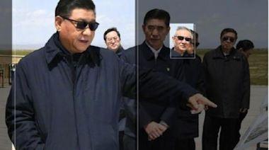 劉鶴陪習近平訪青海 兩人同戴墨鏡遭熱議(圖) - - 動向
