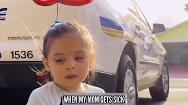 Central Florida Police Release Video Showing 'What a 3-Year-Old Thinks About Coronavirus'