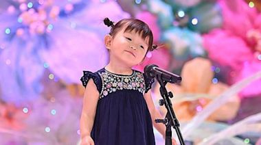 3歲「令和歌姬」村方乃乃佳:一曲爆紅後 慘成父母搖錢樹
