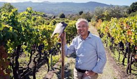 For This Tuscan Winemaker, Great Wine Is All About The Land