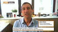Evolution Mining's Klein on Northern Star Deal